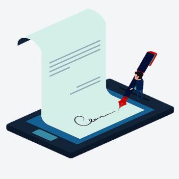 Изменения в работе с электронной подписью