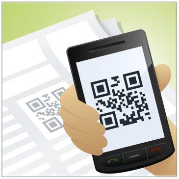 Как в «1С:Бухгалтерии 8» (ред. 3.0) выставить счет покупателю с QR-кодом?