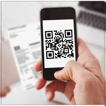 QR-код в счете для физ.лиц и ИП в «1С:УНФ»