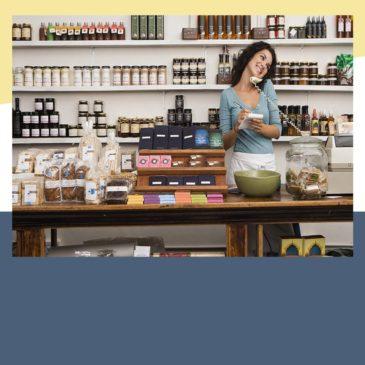 Патентная система налогообложения для розничных магазинов