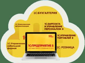 1С в облаке в Калининграде