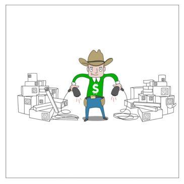 Продажи маркируемых товаров между собственными организациями