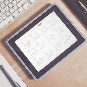 Производтсвенный календарь 1С:ЗУП