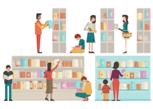 1С:Книжный магазин