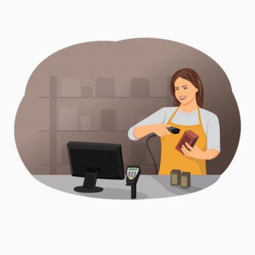 1С:Рабочее место кассира — автономная работа кассира на рабочем месте